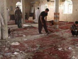 Arabistandaki cami saldırısını IŞİD üstlendi