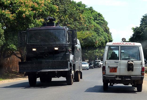Burundide muhalif lidere suikast