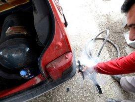 LPGli otomobil sayısı hız kesti