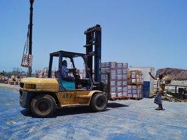 Türkiyeden Yemenlilere insani yardım