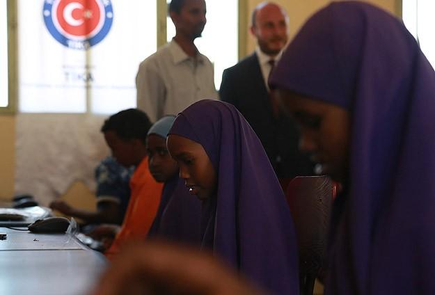 TİKA Etiyopyada okul inşa edecek