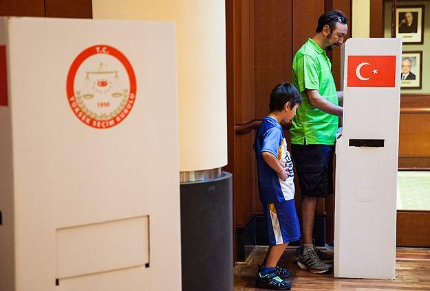ABDde oy verme işlemi sürüyor