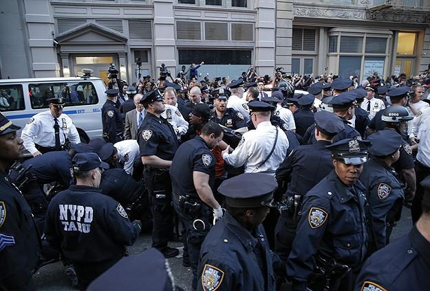 ABDde polis 5 ayda 385 kişiyi öldürdü