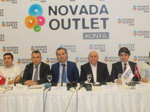 Novada Outlet açılıyor