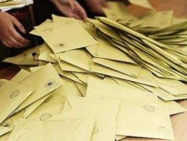 Geçersiz oylar 76 ildeki seçmen sayısını geçti