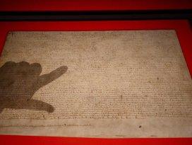 Magna Carta ilk kez İngiltere dışına çıkıyor