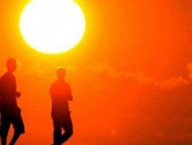 Konya ve çevresine sıcak hava uyarısı