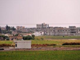 Tel Abyad sessizliğe gömüldü