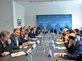 Brükselde Türkiyenin bölgesel stratejisi konuşuldu