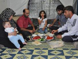 Suriyelilerin buruk sahuru