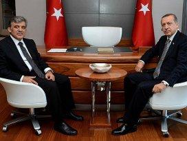 Erdoğan ile Gül TBMMde bir araya geldi