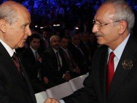 Kılıçdaroğlundan Bahçeliye: Başbakan sen ol