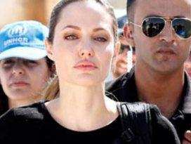 Jolie, Erdoğanla çadırkenti ziyaret edecek
