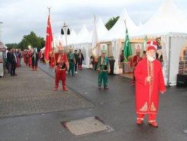 Almanyada ramazan festivali