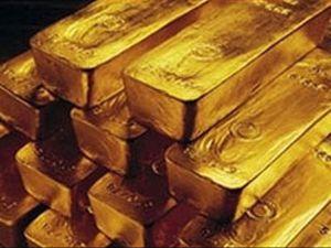 Yerin dibinde tonlarca altın var