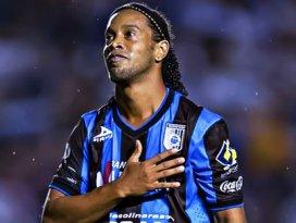 Ve Ronaldinho resmen açıkladı!