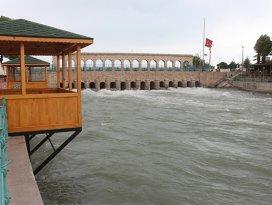 Konya Ovasına Beyşehir Gölünden bereket!