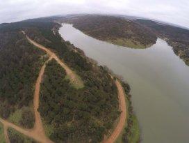 Barajlardaki su geçen yıla göre daha fazla