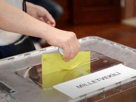 Seçim yasakları Resmi Gazetede yayımlandı