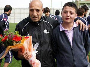 İşitme engelli öğrencilerden Konyaspora destek