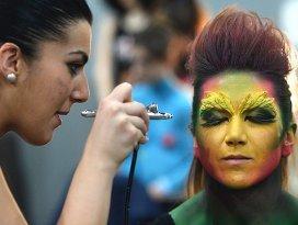 Madridte sokak kültürü festivali başladı