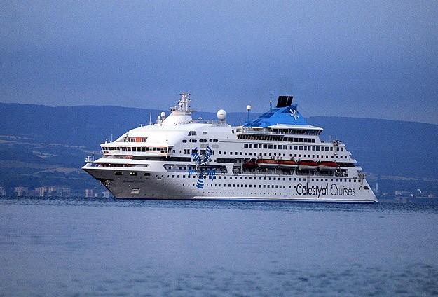 Çanakkale Boğazında gemi kazası