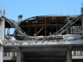 Irakta inşaat çöktü: 1 Türk işçi öldü