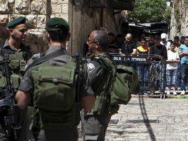 İsrail Mescid-i Aksada namaz için izin belgesi istiyor