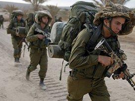 İsrail ordusundan sınıra sığınak