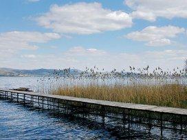 Sapanca Gölü eski günlerine döndü