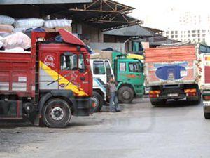 400 bin kamyon bekliyor