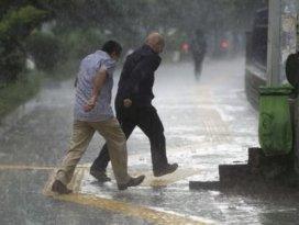 Meteorolojiden bu illere kuvvetli yağış uyarısı