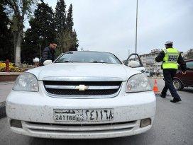 2 bin 76 Suriyelinin aracına geçici plaka