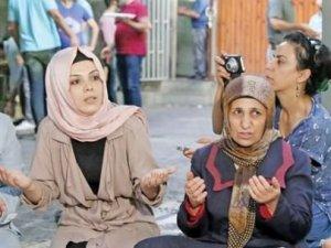 Acılı annelerden barış duası