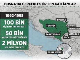 Soykırım ülkesi Bosna Hersek
