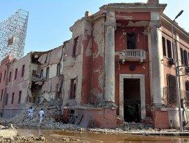 Kahirede İtalyan Konsolosluğu yakınlarında patlama