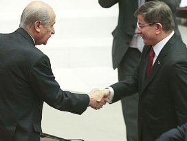 AK Parti ve MHP heyetleri belli oldu