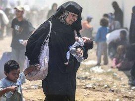 4 milyonu aşkın Suriyeli mülteci konumuna düştü