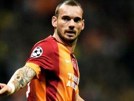 Galatasarayda Sneijder krizi!