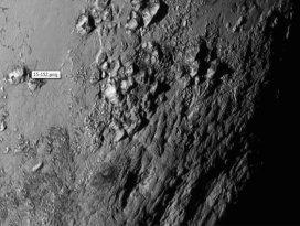 Gizemli gezegen Plütonda şaşırtan keşif