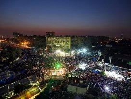Rabia Meydanının adı değiştirildi
