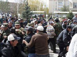 Kırgızların umudu Türkiye modeli