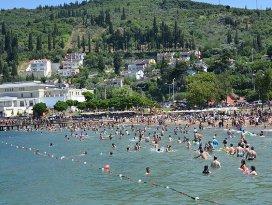 Kocaelide 157 kişi boğulmaktan kurtarıldı