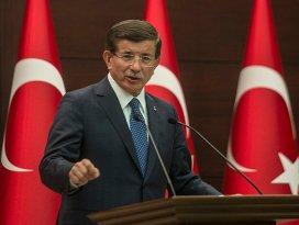 Davutoğlundan parti liderlerine çağrı