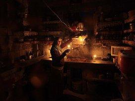 Gazzede elektrik tükendi
