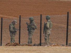 TSK Suriye sınırındaki son durumları paylaştı