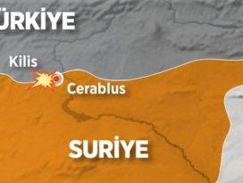 IŞİD, Türkiye sınırına cephane takviyesi yapıyor