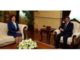 Başbakan Davutoğludan sürpriz ziyaret