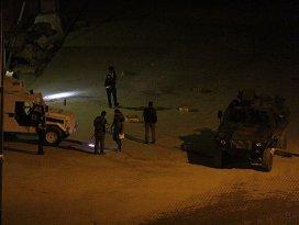 Şemdinli ve Bismilde polise saldırı