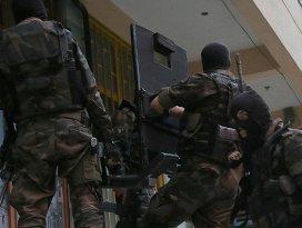 Güneydoğuda terör örgütü operasyonu